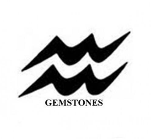 Aquarius Zodiac Sign Gemstones