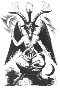 Are there hidden symbols of Occultism and Satanism on US one dollar bill?