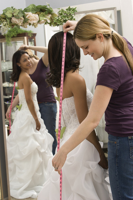 Have Your Dress Made For You
