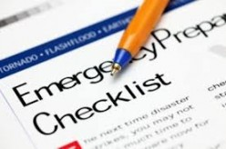 Emergency Preparedness for a Natural Disaster: A Family Plan
