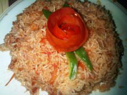 How to cook tomato rice: Easy and quick recipe