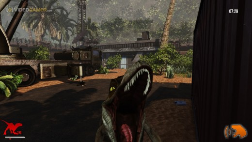 Realistic graphics give Primal Carnage a great gaming experience anyone would enjoy.