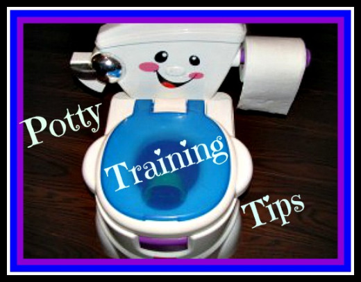 Learn potty training tips and about the Fisher Price Cheer for Me! Potty Chair.