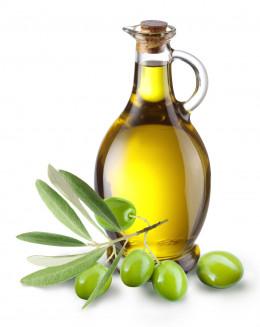 2 shots of extra virgin Olive Oil