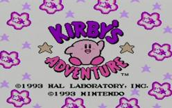 Kirby's Adventure!