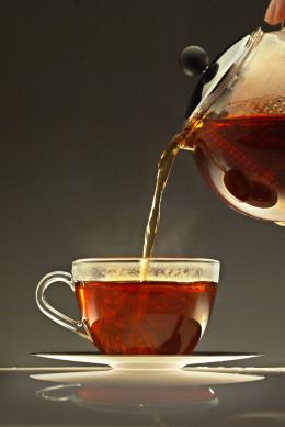 1 shot tea