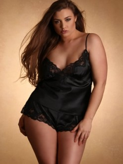 Vintage Inspired Lingerie for the Plus Size Woman