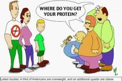 The Myth of Complete Protein and Protein Deficiency