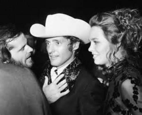 Jack Nicholson, Dennis and Michelle Phillips