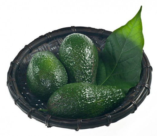 avocadoes have a higher level of potassium than even bananas.