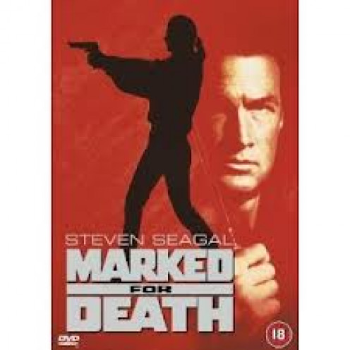Marked for Death was one of Steven Seagal's biggest hits. In this film Seagal has to take down a Jamaican gang.