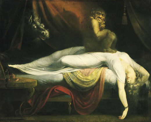 The Nightmare, John Henry Fuseli (1781)