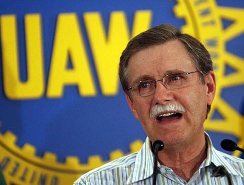 Ron Gettelfinger, UAW President