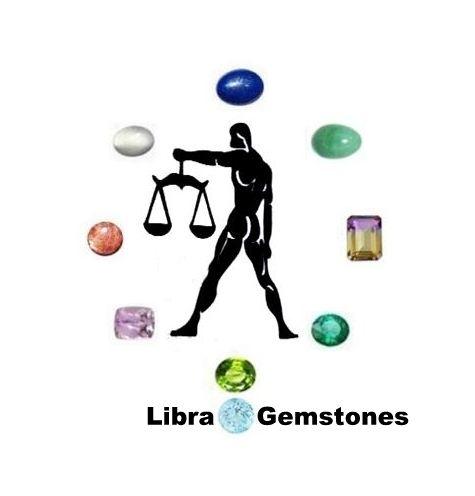 Libra Gemstones : Lapis Lazuli, Peridot, Sunstone, Ametrine, Moonstone, Emerald, Aquamarine, Kunzite and Aventurine.