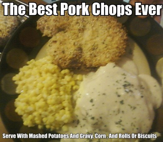To Follow The Recipe Carefully And You'll Have The Best Pork Chops ...