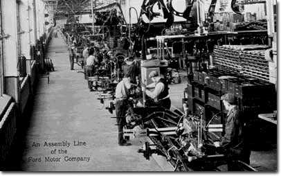 Early Ford Assembly Plant