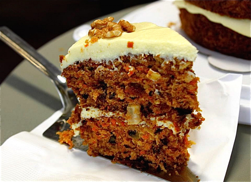 Recette Carrot Cake Healthy