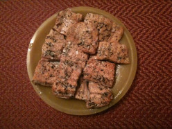 Fried Salmon Fillets