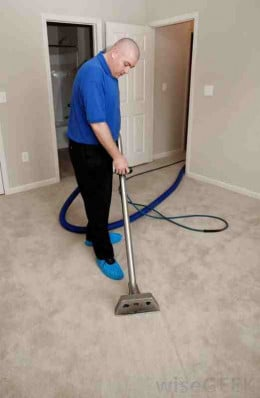 www.wisegeek.com  Scrub that carpet1