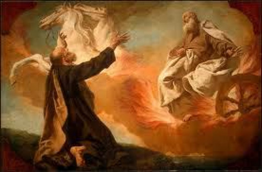 The Torah had prophecized the return of Elijah as Harbinger to the Messiah