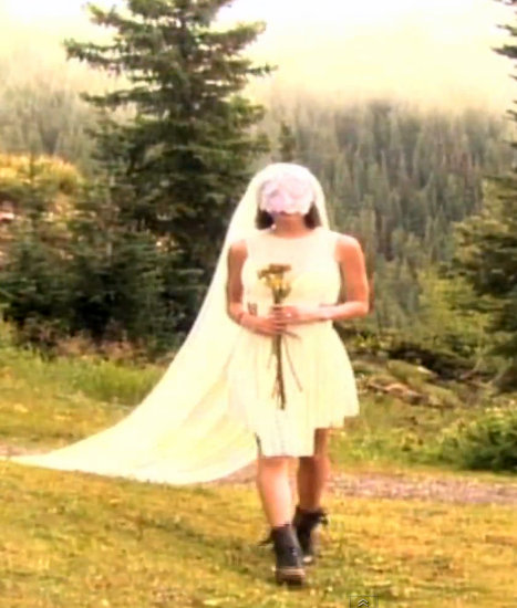 Hope watched from the stalled gondola as Steffy surprised Liam with a wedding atop Ajax to prevent Hope and Liam reconnecting.