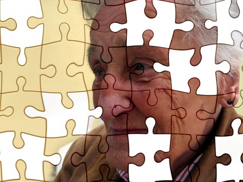 Solve  the old age jigsaw puzzle