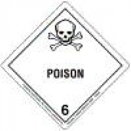 Poison is an important symbol.