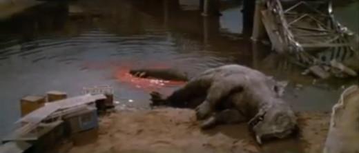 Yonggary's death.