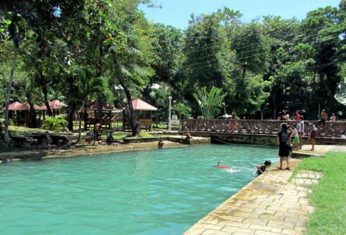 San Juan de Capilay Spring Park