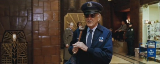 Stan Lee as Willie Lumpkin in Fantastic Four