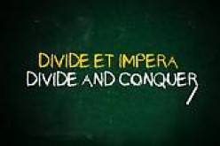 Independent States - Individual Laws? (Plan=Divide and Conquer)