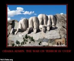 Flashing Back - War On Terror Over
