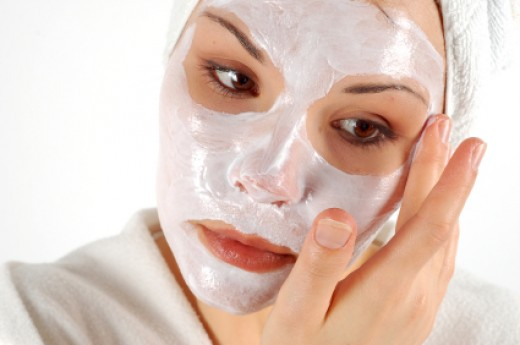 a facial mask is great way to envigorate your skin and bring moisture and nutrients to your skin