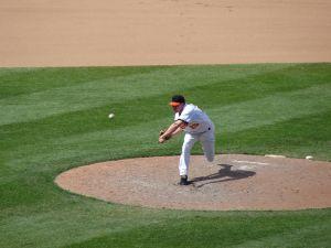 All Major League Baseball Players wear New Era brand caps