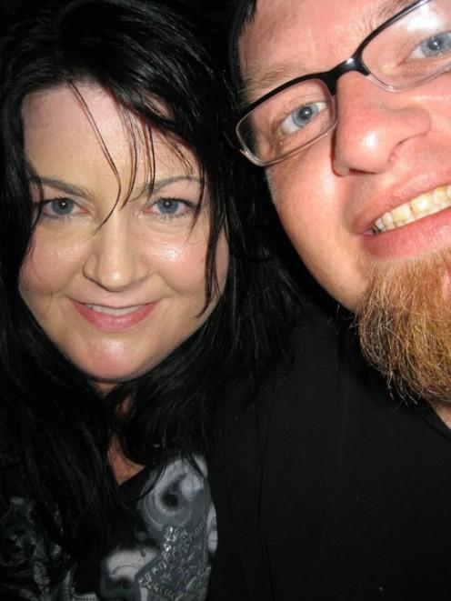 My Friend & Me at Uproar 2010