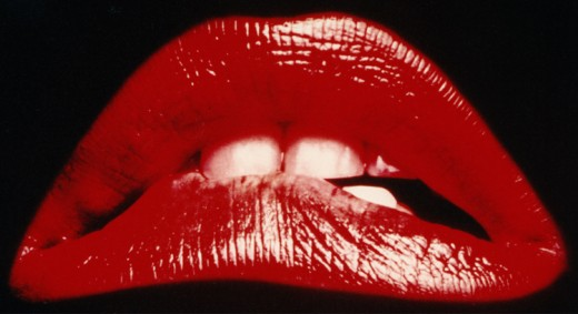 The Rocky Horror Picture Show Lips