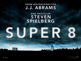 Super 8 is a movie about movies