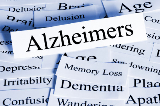 Signs and symptoms of Alzheimers