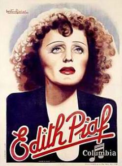 Edith Piaf,Je ne regre rien.