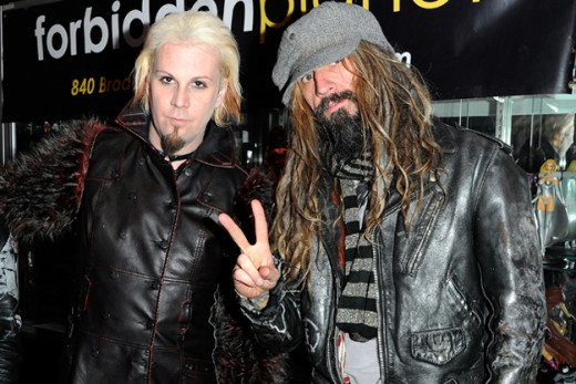 Rob Zombie & John 5 Deliver the Goods
