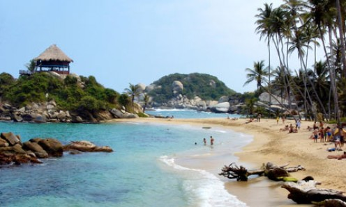 One of the safest and most beautiful beaches in the world. The natives thought it was the center of the universe.