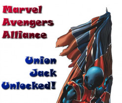Marvel Avengers Alliance: Union Jack PVP Character Unlocked