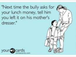 No bullying is needed to get free money using my method!