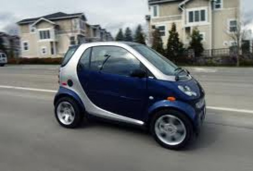 The smart car is a grand idea and a great way to save on gasoline consumption.  The concept has taken off and they are improving on this idea constantly.