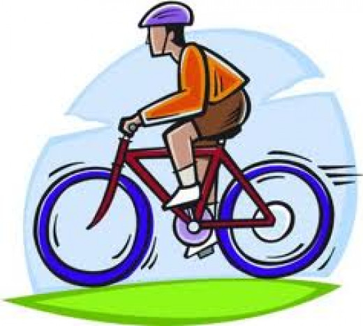 Riding a bicycle is a wonderful exercise and it is also a good way to save on gas usage.