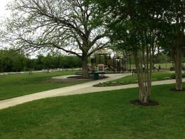 Olson Meadows Park Playscape