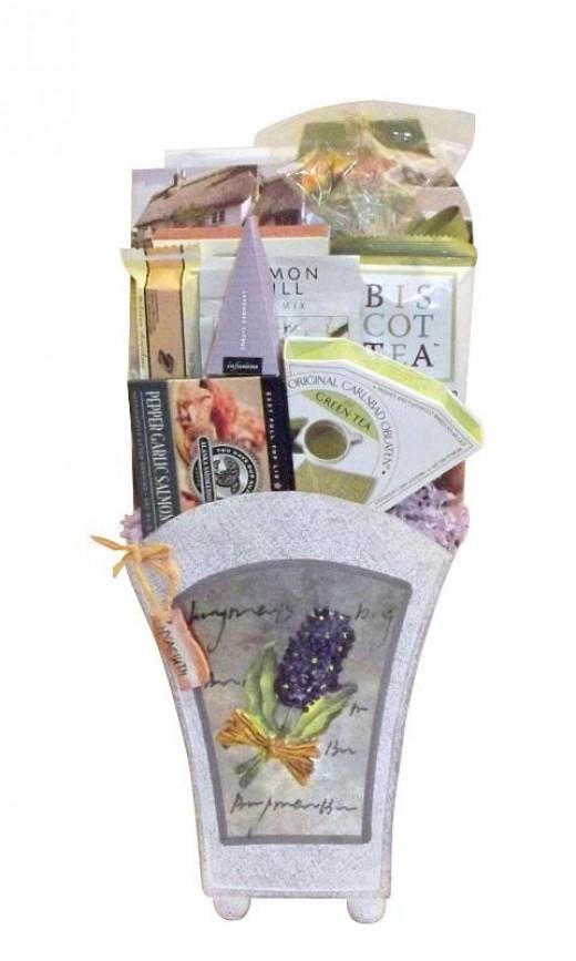 Diabetic Delights gift basket