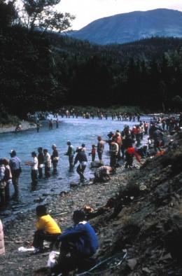 Combat Fishing in Alaska