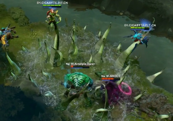 Tidehunter Dota 2 Item Build Dota 2 Item And Build Guide