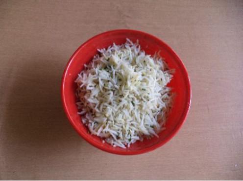 Jeera Rice Recipe - Cumin Rice Ingredients and Preparation method